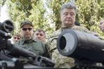 Ukraine không thay đổi chính sách với phe ly khai