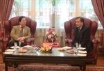 Đại sứ quán Việt tại Nga thắt chặt tình hữu nghị với Lào