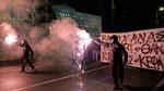 Đêm Athens rực lửa vì bạo loạn