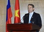 Chủ tịch Duma Quốc gia Nga kết thúc chuyến thăm Việt Nam