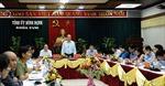 Hội nghị giao ban công tác Mặt trận Nam Trung bộ -Tây Nguyên