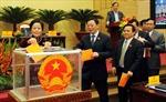 Hà Nội hoàn thành việc lấy phiếu tín nhiệm 15 chức danh