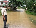 2 học sinh chết đuối do mưa lũ
