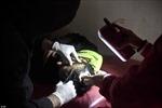 Sống sót với bệnh viện duy nhất tại Kobane