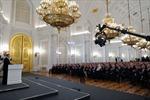 Thông điệp liên bang 2014 đem lại niềm tin cho người dân Nga