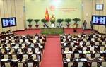 Bế mạc kỳ họp thứ 11 HĐND Thành phố Hà Nội