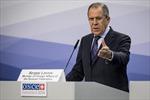 Ngoại trưởng Lavrov: Phương Tây sai lầm khi đổ lỗi cho Nga
