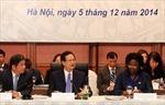 Diễn đàn Đối tác phát triển Việt Nam 2014