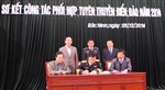 Bắc Ninh: Sơ kết công tác phối hợp tuyên truyền biển, đảo