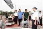Thủ tướng thị sát tiến độ đóng mới các tàu tên lửa 12418