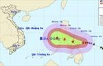Ba khả năng di chuyển của bão Hagupit