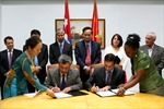 Việt Nam-Cuba tăng cường hợp tác tài chính