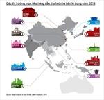 Thị trường bán lẻ châu Á sôi động nhờ tầng lớp trung lưu