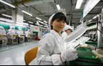 Hàn Quốc thụt lùi so với Trung Quốc trong 6 ngành công nghiệp then chốt