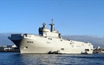 Nga sẵn sàng nhận tiền đền bù vụ tàu Mistral