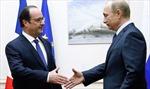 Pháp –'cơ hội cuối' để Nga và phương Tây hòa giải