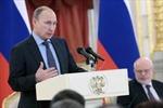 Giải mã hành động của ông Putin đối với phương Tây