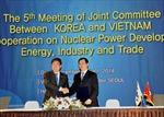 Kỳ họp lần thứ 5 Ủy ban hỗn hợp Việt Nam – Hàn Quốc thành công tốt đẹp