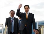 Thủ tướng Nguyễn Tấn Dũng thăm làm việc tại Hàn Quốc