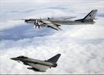 NATO chặn máy bay ném bom Nga ở Biển Baltic