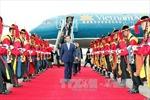 Thủ tướng Nguyễn Tấn Dũng tới Busan, Hàn Quốc