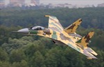 Su-35: Tiếng gầm của 'gấu Nga' trên không trung