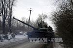 Phe ly khai rút pháo khỏi các cứ điểm miền Đông Ukraine
