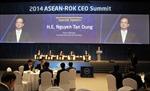 """Sẽ có một """"cuộc đổ bộ"""" lớn về đầu tư từ Hàn Quốc vào Việt Nam"""