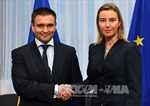 Đại diện cấp cao EU đến Ukraine