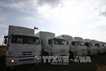 Nga khởi hành đoàn xe viện trợ mới tới Đông Ukraine