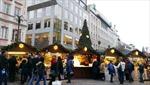 Đi chợ Giáng Sinh ở Praha