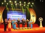 Trao giải thưởng Vô lăng vàng năm 2014