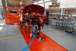 Trung Quốc 'giảm tốc' tăng trưởng công nghiệp