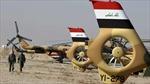 IS bắn hạ trực thăng quân sự Iraq