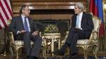 Cuộc gặp ngoại trưởng Nga-Mỹ kết thúc tại Rome