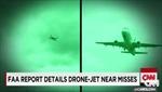 Hàng loạt vụ UAV chạm trán máy bay chở khách