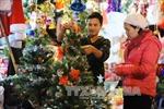 Thị trường Giáng sinh 2014: Hàng Việt chiếm ưu thế