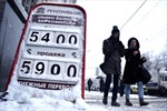 Nga tăng vọt lãi suất để cứu nền kinh tế