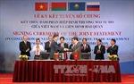 Bộ trưởng Vũ Huy Hoàng: Các FTA sẽ mở ra cơ hội mới