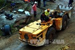 Khẩn trương cứu hộ công nhân mắc kẹt trong hầm sập tại Lâm Đồng