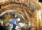 Vụ sập hầm thủy điện: Ưu tiên số 1 là thoát nước, cứu người