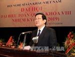 Chủ tịch nước dự khai mạc Đại hội Hội Nghệ sĩ sân khấu Việt Nam