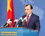 Việt Nam lên án các hoạt động khủng bố dưới mọi hình thức