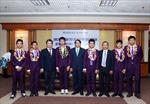 Việt Nam đạt 5 huy chương Olympic khoa học trẻ quốc tế