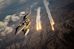 Mỹ thực hiện 61 cuộc không kích mới nhằm vào IS ở Iraq