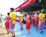Lễ cúng phước biển của người Khmer ở Sóc Trăng