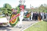 Long trọng lễ giỗ cụ Nguyễn Sinh Sắc lần thứ 85