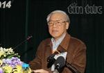 Bài viết của Tổng Bí thư Nguyễn Phú Trọng nhân 70 năm ngày thành lập QĐND Việt Nam