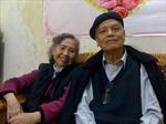 Mối tình vợ chồng nghệ sĩ Doãn Nho - Nguyệt Ánh