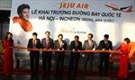Jeju Air khai trương đường bay thẳng Hà Nội – Seoul